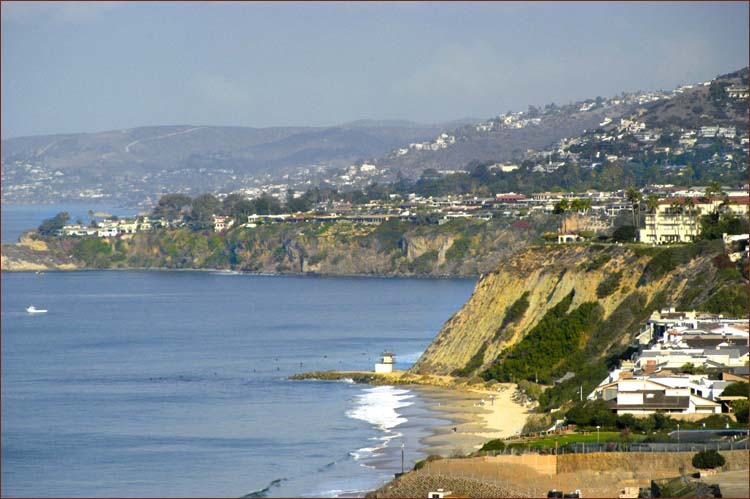 The California Riveria, Monarch Beach Coastal Communities of Orange County
