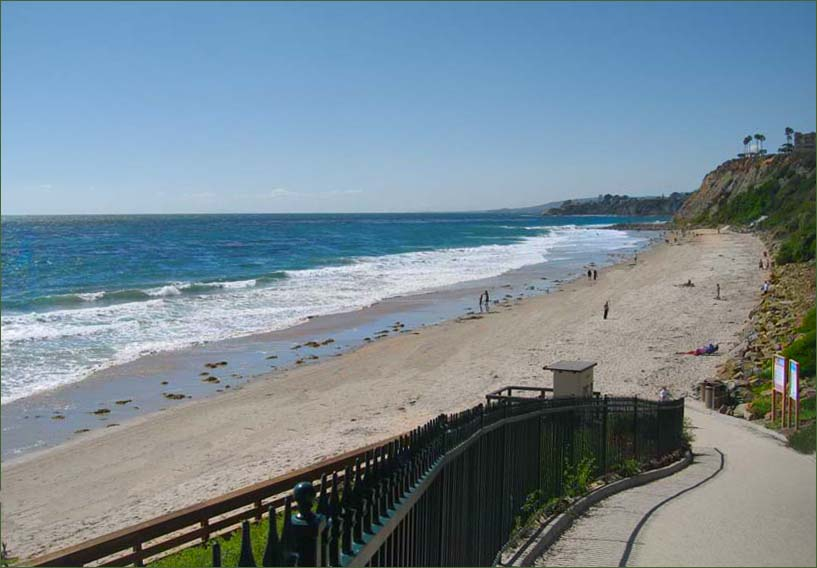 Strands Beach, Southern California Dana Point Monarch Beach